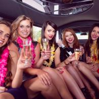 Girls Night Out in Limo